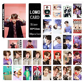 """Lomo card Jhope BTS """"Map of the Soul"""""""