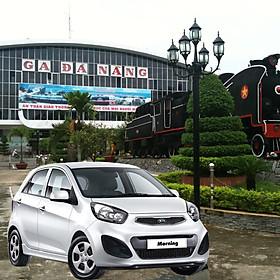 Thuê xe ô tô 4 chỗ đón tiễn ga tàu Đà Nẵng
