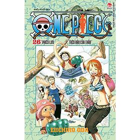 One Piece Tập 26: Phiêu Lưu Trên Đảo Của Thần (Tái Bản 2020)