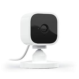 Camera Quan Sát Trong Nhà Blink MIni Full HD 1080p, Lưu Trữ Cloud, Đàm Thoại 2 Chiều - Hàng Nhập Khẩu
