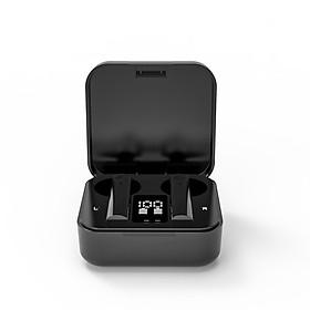 Tai nghe bluetooth 5.1 nhét tai True Wireless cảm ứng vân tay thông minh âm thanh chất lượng HIFI PKCB PF1014 - Hàng chính hãng