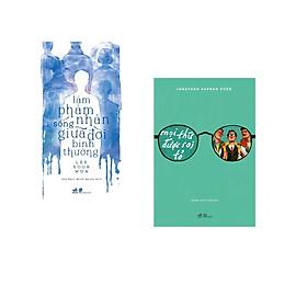 Combo 2 cuốn sách: Làm phàm nhân sống giữa đời bình thường + Mọi thứ được soi tỏ
