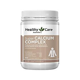 Australia Healthy Care Super Calcium Complex 400 tablets