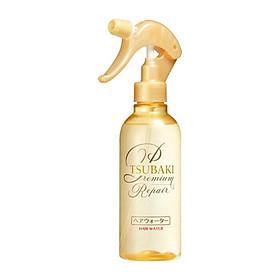 Xịt Dưỡng Tóc Phục Hồi Hư Tổn Ngăn Rụng Tsubaki Premium Repair Hair Water Nhật 220ml