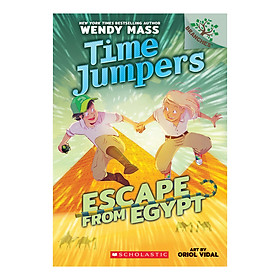 Time Jumpers Book 2: Escape From Egypt