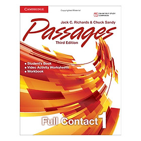 Passages Level 1 Full Contact
