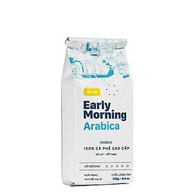 Cà Phê Nguyên Hạt Cao Cấp Early Morning - Arabica (250G)