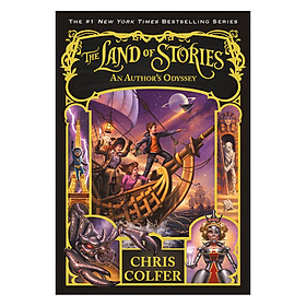 The Land of Stories Series #5: An Author's Odyssey