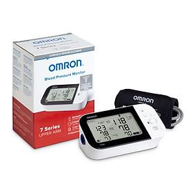 Máy đo huyết áp bắp tay Omron HEM_7361T - Cảnh báo nguy cơ đột quỵ sớm.