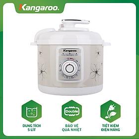 Nồi Áp Suất Điện Kangaroo KG280M (5L) - Hàng chính hãng