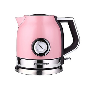 1.8L Home Stainless Steel Insulation Electric Water Kettle with Thermometer for Drinking 220V European Regulation