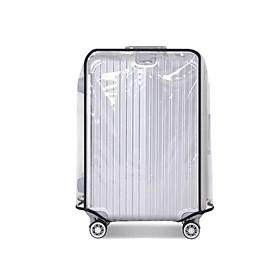 Combo 2 túi bọc vali trong suốt (chọn size)