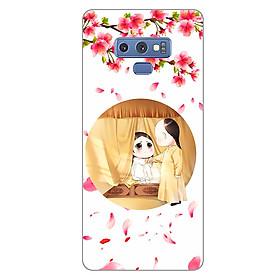 Ốp Lưng Dẻo Diên Hy Công Lược Cho Điện Thoại Samsung Galaxy Note 9 - Couple Lac Long