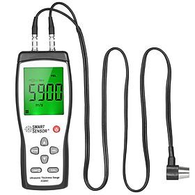 Máy Đo Độ Dày Độ Sâu Kỹ Thuật Số Cầm Tay Chuyên Nghiệp Smart Sensor (1.2-225mm)