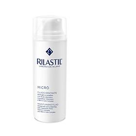Tinh chất dưỡng da chống lão hóa dành cho da dầu Rilastil Micro Moisturizing Fluid