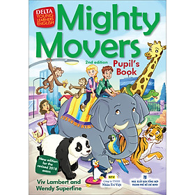 Mighty Movers 2nd Edition - Pupil's Book (Kèm CD)