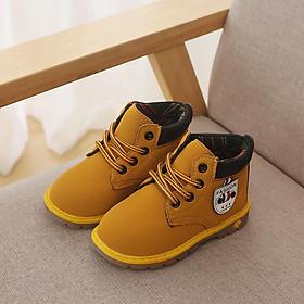 Giày Bốt Bé Trai A16 (1 - 5 Tuổi)