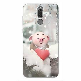 Ốp điện thoại dành cho máy Huawei GR5 - Trái tim của lợn con MS FUNN0026
