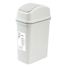 Thùng rác nắp lật Hiro 5L