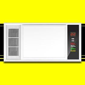 Biểu đồ lịch sử biến động giá bán Quạt sưởi đa năng - Quạt mát,quạt hút mùi điều hòa không khí thông minh có đèn LED chiếu sáng 16W