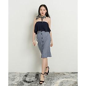 J-P Fashion - Váy midi 17003428