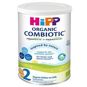 Sữa Công Thức HiPP 2 Combiotic Organic (350g)