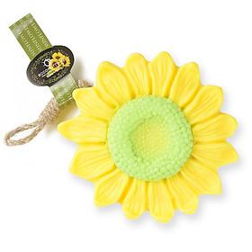 Xà Bông Thiên Nhiên Handmade eccomorning Hình Hoa Hướng Dương – Sunflower Soap