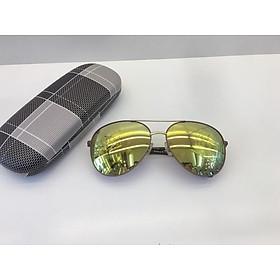 kính mát nam kiểu dáng thời thượng, UV400, mắt kính phân cực PTN5617-C13