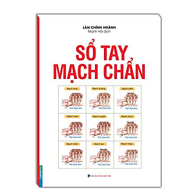 Sổ Tay Mạch Chuẩn (bìa mềm)