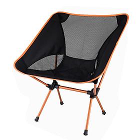 Ghế xếp dã ngoại, câu cá, cắm trại ngoài trời Ultralight Folding Chair Superhard