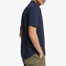 Áo thun polo nam có cổ bẻ , Logo THÊU,Chất Vải 100% Cotton cá sấu mềm mại, co giãn ,Cổ dệt cao cấp trẻ trung, nam tính