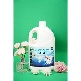 NƯỚC GIẶT HP102 - Quần áo sạch sẽ, an toàn cho gia đình