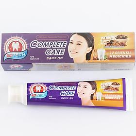 Kem đánh răng dược liệu giảm ê buốt chăm sóc toàn diện EQ Tech Complete Care toothpaste