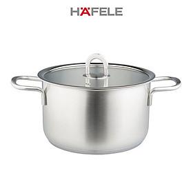 Nồi Bếp Từ Inox 304 Hafele - 531.08.007 (Hàng chính hãng)