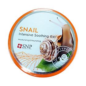 Gel Làm Dịu Da Chuyên Sâu Chiết Xuất Ốc Sên SNP Snail Intensive Soothing Gel