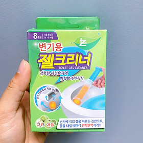 [Gel Vệ Sinh,Chất Tẩy Rửa Bồn Cầu] Gel Vệ TOILET CLEANER Hiệu Qủa Làm Sạch Mạnh Và Tạo Hương Thơm - Nhiều Hương Lựa Chọn