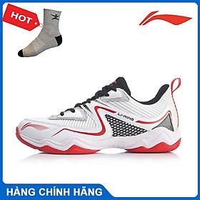 Giày cầu lông nam Lining AYTQ017-1 hàng chính hãng - Tặng kèm tất Bendu chính hãng
