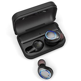 Hình đại diện sản phẩm Tai nghe Bluetooth thể thao chống nước Awei T3 TWS Earbuds (Bluetooth 5.0, xử lý tiếng ồn CVC 6.0, công nghệ âm thanh A2DP / AVRC) - Hàng chính hãng