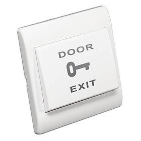 Nút Exit Nhựa - Hàng Nhập Khẩu