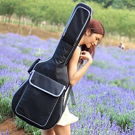 Bao đàn ghita thùng 39-41 inch vải dù 3 lớp chống thấm nước nhẹ TLM- B3L02
