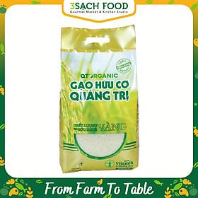 [Chỉ Giao HCM] - Gạo hữu cơ Quảng Trị - gói 5kg