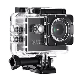 """Outdoor 2.0"""" LCD Screen 1080P High Definition Camera Scouting Video Camera Supported 32G (Max.) T-F Card Waterproof - Black"""