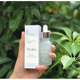 Tinh Chất Cấp Ẩm Và Làm Sáng Da 9 Wishes Hydra Skin Ampule Serum 25ml + Tặng kèm 1 Túi lưới rửa mặt tạo bọt-5