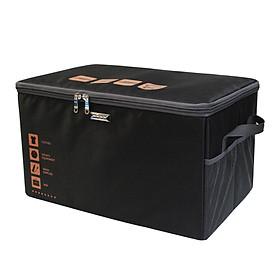 Vks uncle car trunk storage box car storage box car supplies sundries storage box 50 liters