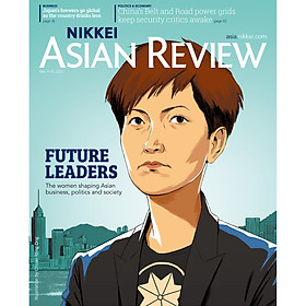 [Download Sách] Nikkei Asian Review: Future Leaders - 10.20, Mar 9-15, 2020