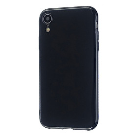 For iPhone X/XS/XS Max/XR Cellphone Cover Slim Fit Bumper Protective Case Glossy TPU Mobile Phone Shell Style