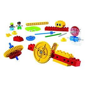 Bộ Xếp Hình Lego Education - Kỹ Sư Cơ Khí L1-L3 9656