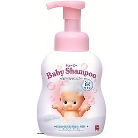 Sữa tắm, dầu gội baby cow soap 350ml 2in1