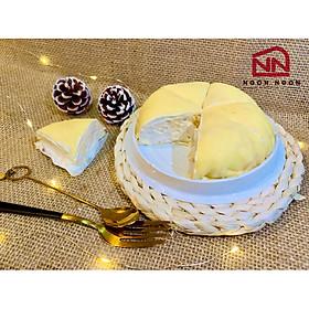 [Chỉ Giao HCM] - Bánh Crep Sầu Riêng Ngàn Lớp 12cm