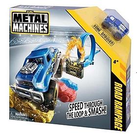 Bộ Đồ Chơi Đường Đua Tử Thần Zuru Metal Machines 6701